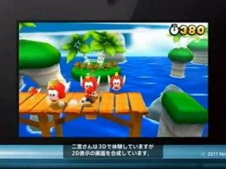 Pubs japonaises  de Super Mario 3D Land