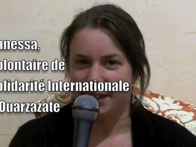 France Volontaires - Vanessa