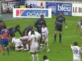 UNION BORDEAUX BEGLES CASTRES ESSAI