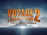 Voyage au centre de la Terre 2  l'île mystérieuse - Bande-Annonce [VF|HD]