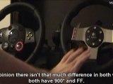 Logitech Driving Force GT vs Logitech G27 - Comparison