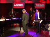 Tony Bennett en duo avec Laurent Gerra dans le Grand Studio RTL
