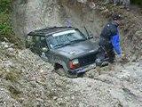 Bourbier terrain 4x4 Suippes