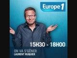 Laurent Ruquier - blague très drôle - chute inattendue