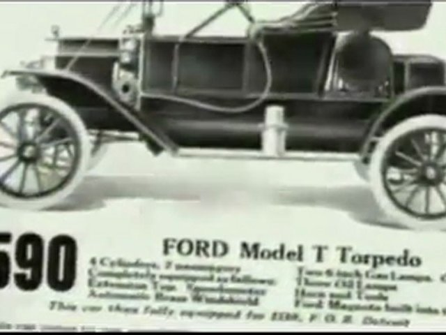 Ford History – Birth Ford Motor Company