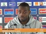 Montpellier se prépare contre Valenciennes (Foot L1)