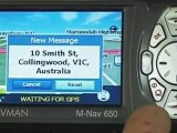 Navman GPS AVL 2 Vehicle tracking, monitoring and Fleet management System Melbourne Victoria