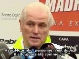 Le Real Madrid taclé par son ancien président