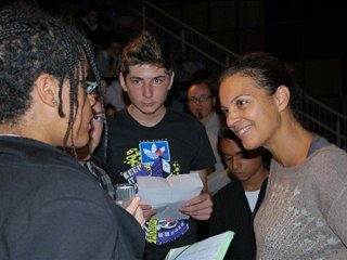 Interview Isabelle Giordano 06 oct 2011