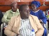 Conférence Coalition Société Civile / Gabon