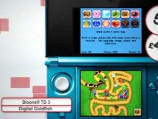Nintendo, les téléchargements de la semaine (8/12) de