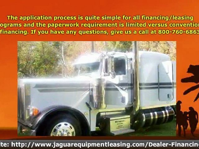 Start Up Semi Trucks, Big Rig Trucks, and Over the Road Trucks Financing,