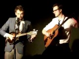 """Chris Thile & Michael Daves: """" Fiddle Tune Medley"""""""