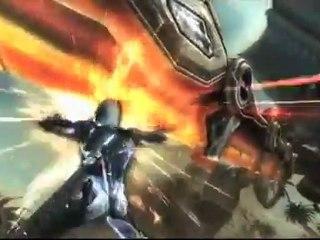 VGA 2011 de Metal Gear Rising : Revengeance