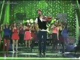 "Alexnader Rybak in Polish show ""Jaka to Melodia"". 27.11.2011"
