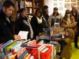 Lecture publique des textes du livre Souffle et Paysage du Prix de Poésie Lucien Laborde