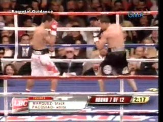 Manny Pacquiao vs Juan Manuel Marquez II