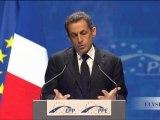 Discours de N. Sarkozy au Parti Populaire Européen à Marseille