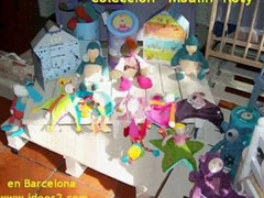 www idees2 com Moulin Roty Barcelona munecos musical juguete