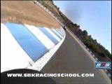 Video Motos Curso Nivel Avanzado de Pilotaje organizado por Escuela Superbike Racing School en Circuito de Jerez