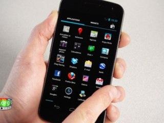 Samsung Galaxy Nexus - Prise en main