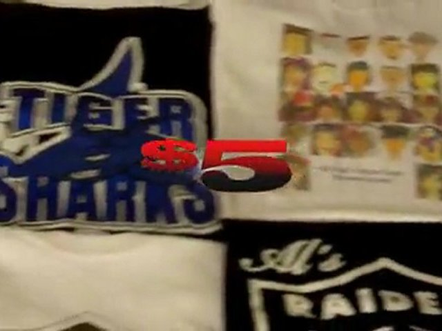 Cheap T-shirts Printers in Berkeley| Closeout | Misprints $5