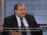 Gérald Fillion - TVQ, RRQ et vos revenus!