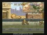 Metal Slug 4 (PS2) - La toute première mission du jeu !