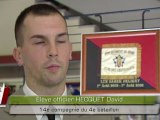 Bapteme du 4e Bataillon de l'École Spéciale Militaire de Saint-Cyr - Promotion CBA BAREK-DELIGNY
