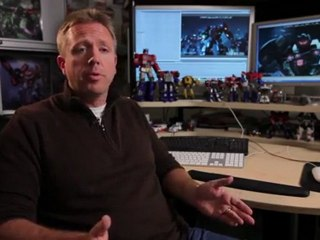 Making of the Cinematic de Transformers : Fall of Cybertron