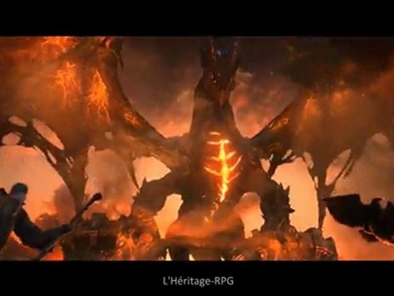L'Héritage-RPG - Staff