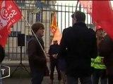 Rassemblement contre les politiques d'austérité à La Roche-sur-Yon - 13 décembre - TV Vendée