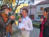 FRANCE 3 : le Festival des Alpilles avec Nath Chauve, Vincent Bertomeu et Fred Oberson