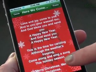 """Jackie's Top 3 Favorite """"Get Ya into the Holiday Spirit"""" iOS Apps! - AppJudgment"""
