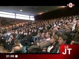 Nicolas Sarkozy à Sallanches : commentaires et réactions