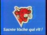 Publicité Apéricube La Vache Qui Rit 1994