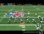 Madden NFL 2006 (PSP) - Les Panthers de Carolina à l'attaque !