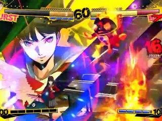 Special Moves de Persona 4 Arena