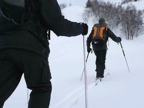 Découverte ski de randonnée à Chamonix