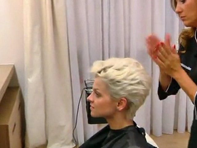 Fryzura Na Krótkich Włosach