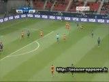 Rayados Monterrey 3 - 2 Espérance de Tunis