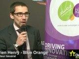 Avec  Blue Orange, Suez environnement mise sur les startup innovantes dans l'eau et les déchets