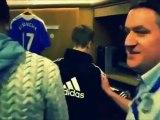 Justin Bieber rencontre Frank Lampard et Fernando Torres