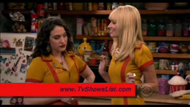 2 Broke Girls Season 1 Episode 12 (And the Pop-Up Sale)