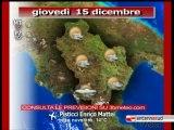 Previsioni del tempo, giovedì 15 dicembre
