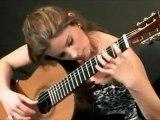 Guitare classique - Ana Vidovic -Prelude de la Suite Pour Luth BWV 1006a - J.S. Bach -