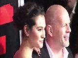 Bruce Willis Serving as Demi Moore's Shoulder to Cry On
