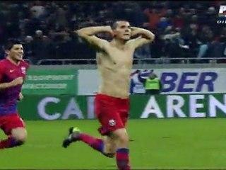 Гол Стефан Николич · Стяуа (Бухарест) - АЕК Ларнака (Ларнака) - 2:1