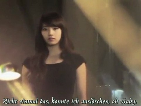 Son Ho Young (Feat. Suzy) - Pretty But Hateful (예쁘고 미웠다) [German sub] MV 2011