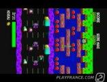 Frogger Helmet Chaos (PSP) - La version originale de Frogger sur PSP !